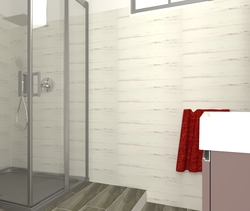 bagno Contemporary Bathroom valentina salerno